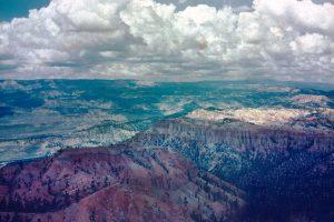 vintage mountain background