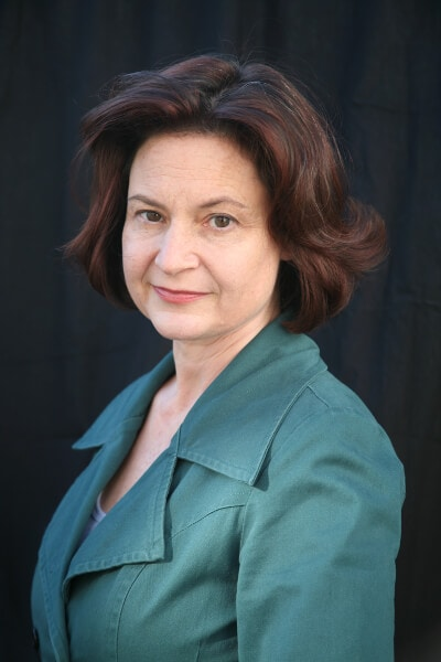 Mary Eberstadt color portrait